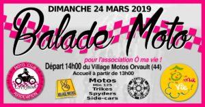 Balade L.A. Rideuses @ Village motos