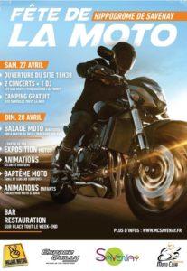 Fête de la moto MC Savenay @ Hippodrome
