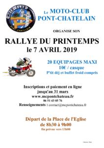 Rallye Moto MCPontChateau