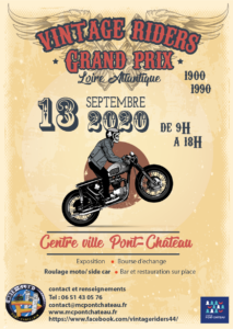 Vintage Riders 2020